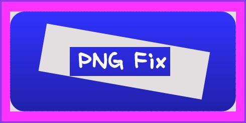 PNG Fix
