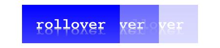 jQueryで背景画像と透明度を利用したフワッとしたロールオーバー