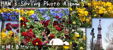HAM\'s Spring Photo Album