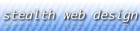 stealth web design